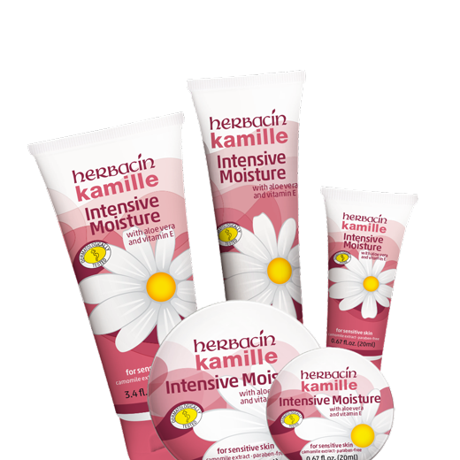 Intensive Moisture for sensitive skin