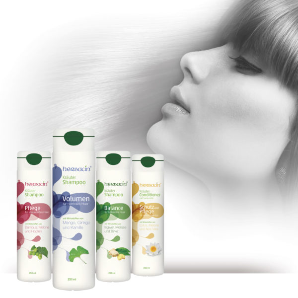 Herbal Shampoos – Hair-Pampering-Program