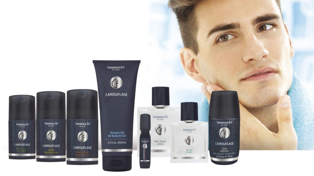 Herbacin Camouflage - Kosmetik für Männer