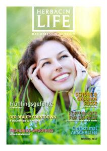 Herbacin Life // Frühjahr 2017