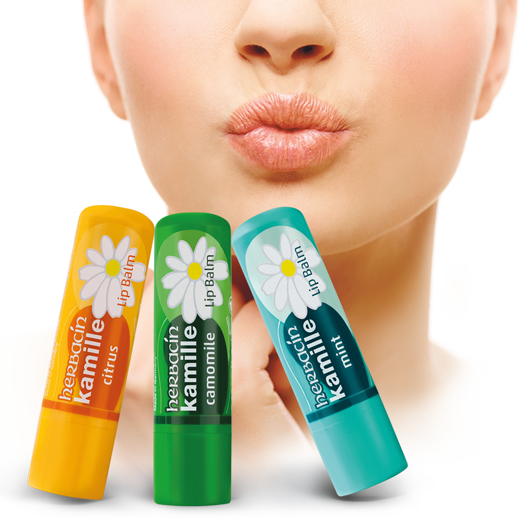 Lip Balm Velvety lips without tautness