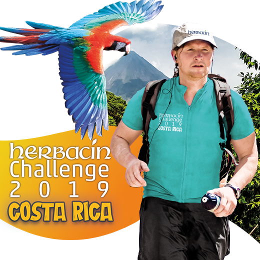 Challenge 2019 Costa Rica mit Joey Kelly